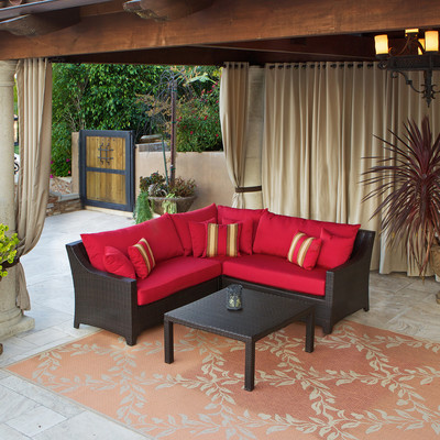 Modern outdoor Sectional